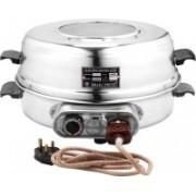 BAJAJ VACCO 13-Litre ROUND BAKING GRILLING O-03 Oven Toaster Grill (OTG)(Sliver)