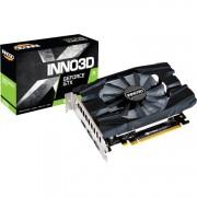INNO3D GeForce GTX 1650 Compact grafische kaart 1x HDMI, 2x DisplayPort