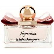 Ferragamo Salvatore Ferragamo Signorina Eau De Parfum 100 Ml Spray - Tester (8032529118869)