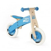 Janod Rowerek biegowy Janod Rowerek biegowy niebieski Little Bikloon 2+ J03258