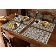 Tischsets maurischer Stil, 6er Set