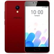"""Smartphone MEIZU M5C M710H 5.0 """"2GB 16GB 3000mAh-rojo"""