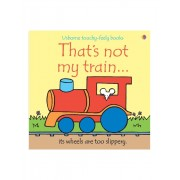 That's not my train...