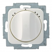 Busch-Jaeger Reflex SI ventilatorschakelaar wit