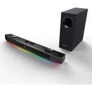 Soundbar 2.1 Creative Sound BlasterX Katana, Bluetooth, Negru