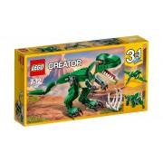 Lego Конструктор Lego Creator Динозавр грозный 31058
