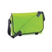 Bagbase Boekentassen 11 liter lime groen