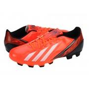 Ghete fotbal Adidas F5 TRX FG infred-runwht-black