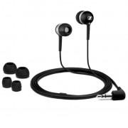 Sennheiser CX 300 - слушалки за iPhone, iPod, iPad и мобилни устройства (черни)