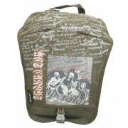 Geanta de umar Lamonza, A11729 Superstar, Khaki