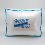 Pat HM Bonita cu somiera piele ecologica 160x200 bej