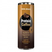 Body Attack Protein Coffee - 250ml - Latte Caramel