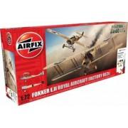 Kit constructie Airfix set Fokker E.IIBE2C Dogfight