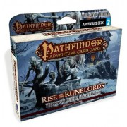 Mike Selinker Pathfinder Adventure Card Game: Rise of the Runelords Deck 2 The Skinsaw Murders Adventure Deck