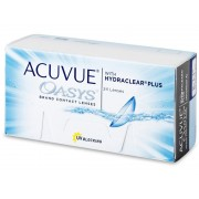 Johnson and Johnson Acuvue Oasys (24 lentes)