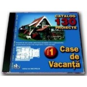 Cd proiecte case de vacanta volumul 1