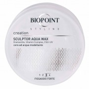 Biopoint - Styling - Creation Sculptor Aqua Wax 100 Ml