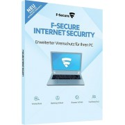 F-Secure Internet Security 2019 1 PC 1 Jahr Vollversion