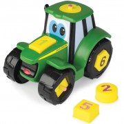TOMY Learn And Pop Johnny John Deere