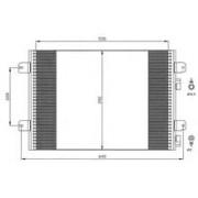 Radiator Aer Conditionat Log./Sand. 1.5 Nrf 35542 18234