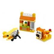 Lego® Classic Cutie Portocalie De Creativitate - L10709