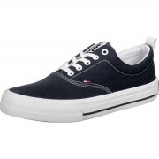 Tommy Jeans Classic Herren Schuhe blau Gr. 41,0