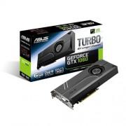 Grafička kartica GeForce GTX1060 Asus 6GB DDR5, 2xHDMI/1xDVI-D/2xDP/192bit/TURBO-GTX1060-6G