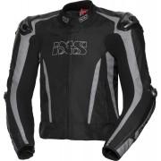 IXS Sport LT RS-1000 Motorcycle Textile Jacket Black Grey L