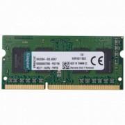 KINGSTON SO-DIMM 2GB DDR3 1600MHz CL11 - KVR16S11S6/2