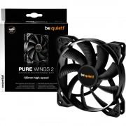 Ventilator za PC kućište BeQuiet Pure Wings 2 Crna (Š x V x d) 120 x 120 x 25 mm