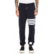 Thom Browne Cotton Sweatpants in Blue. - size 2 (also in 0,1,3,4,5)