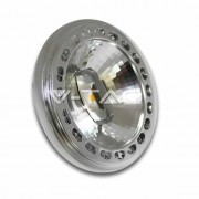 VTAC V-Tac Faretto Spot LED AR111 15W 12V Chip Sharp VT-1110 SKU 4255 luce bianco freddo 6000K