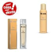 Bi-Es For Woman - zestaw promocyjny, woda perfumowana, dezodorant