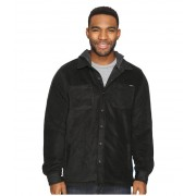 O'Neill Glacier Quilted Long Sleeve Woven Black