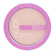 Gabriella Salvete Nude Powder Spf15 8G 02 Light Nude Per Donna (Cosmetic)