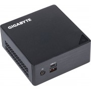Gigabyte GB-BKi5HA-7200 (rev. 1.0) BGA 1356 2,50 GHz i5-7200U 0.6L maat pc Zwart