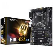 Gigabyte P?yta g?ówna GA-H110-D3A s1151 2DDR4 USB3/VGA/M.2 ATX