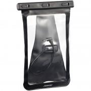 """Somikon Wasserdichte iPad-Mini-& Tablet-Tasche bis 8""""/20,32cm, Headset-Eingang"""