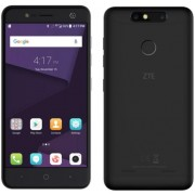 "Telefon Mobil ZTE Blade V8 Mini, Procesor Octa-Core 1.1GHz/1.4GHZ, IPS LCD Multitouch 5"", 2GB RAM, 16GB Flash, Camera Duala 13MP + 2MP, Wi-Fi, 4G, Dual Sim, Android (Negru)"