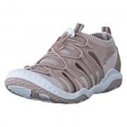 Bagheera Kinetic Sand/white, Shoes, grå, EU 33