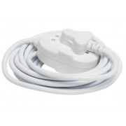 5 Meter 220V,10A Electrical Extension Cord 3-pin SA Plug to Janus 3-Pin Adapter