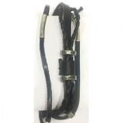 Digital Dress Room Men Bracelet Accessories Black Leather Ring Charm Braded Wrap Wrist Bands Unsex Boys Fashion Artifical Imitation Costume Jewellery