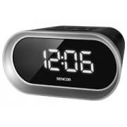 Sencor SRC150W fehér rádiós ébresztő óra