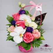 """Cos floral """"Sweety"""""""