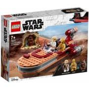 LEGO Star Wars - Landspeeder-ul lui Luke Skywalker 75271