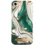 iDeal of Sweden Ideal Fashion Case iPhone 6/6S/7/8 Golden Jade Marble