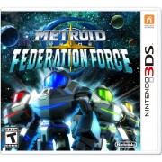 Metroid Prime: Federation Force Nintendo 3DS