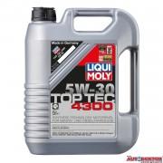 Top Tec 4300 5W-30 motorolaj 5l