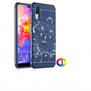 Huawei P20 Lite / Nova 3e Удароустойчив DP Калъф и Протектор