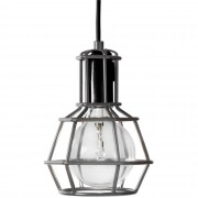 Design House Work Lamp Grå Limited Edition